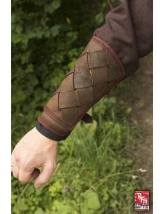 RFB Viking Bracers - Brown - M