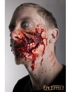 Zombie Cheek Torn -...