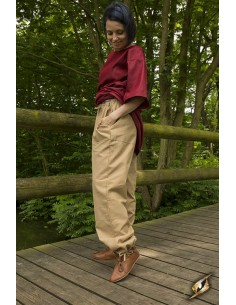 Basic Pants - Desert Beige