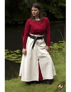 Battle Skirt - Off White