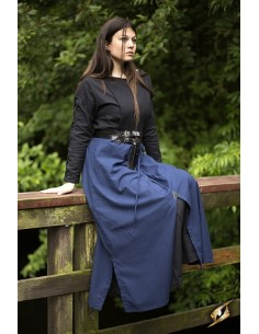 Battle Skirt - Dark Blue