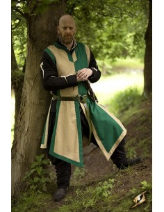 Basic Tabard - Green/Dark...