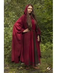 Cape Godfrey Wool - Dark Red