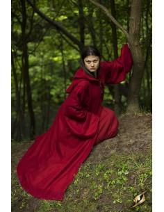 Robe Benedict - Dark Red