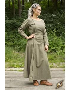 Priestess Dress - Dryad Green
