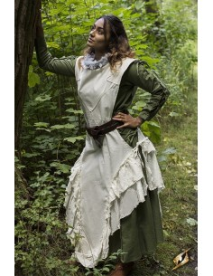 Raven Dress - White Limited...