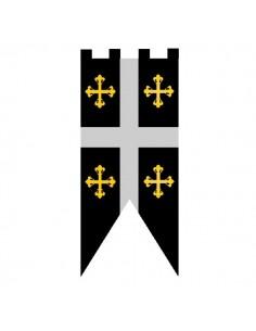 Estandarte medieval 75 x 135