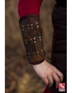RFB Fighter Bracers - Brown...