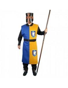 Sobrevesta medieval bipart...