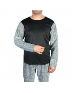 Camisa medieval Plata