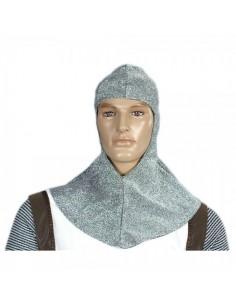 Verdugo medieval niño plata