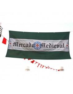 Cartel mercado medieval 300...