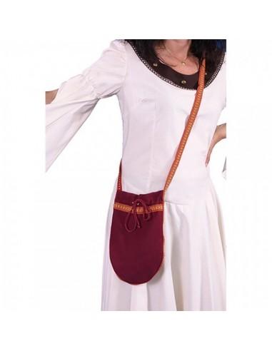 Bolso medieval mujer para colgar