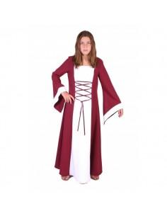 Traje medieval niña Maira Pol