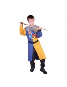 Traje medieval niño Bipart 2
