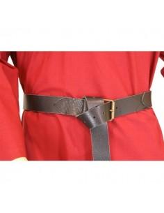 Cinturón medieval largo de...