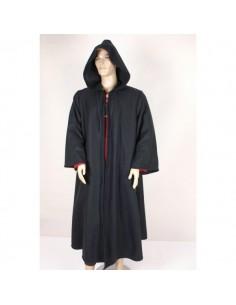Capa abrigo medieval hombre