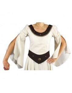 Cinturón medieval mujer...