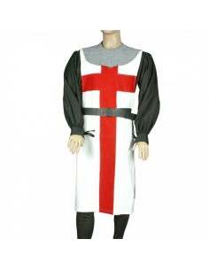 Sobrevesta medieval Cruzados