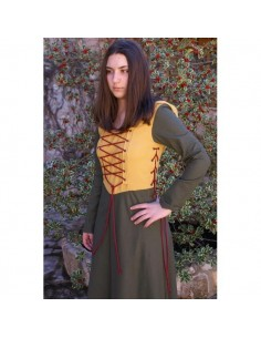 Vestido vikingo Eyra...