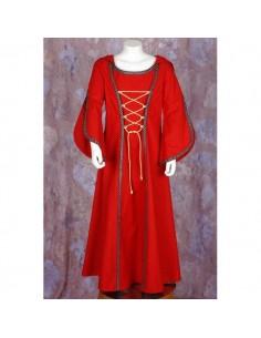 Vestido medieval Morgana...