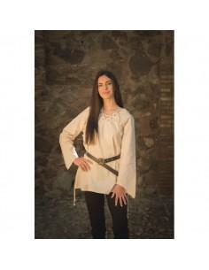 Camisa medieval mujer...