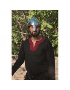 Túnica Vikinga Sigurd Negro