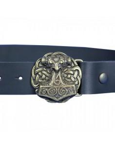 Cinturón Vikingo Martillo...