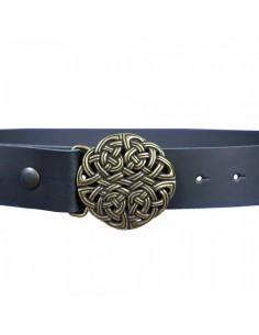 Cinturón Nudo Celta Bronce