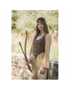 Vestido medieval mujer Arwen