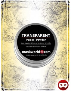 Transparent Setting Powder