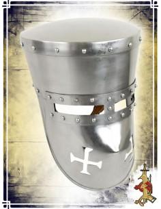 Crusader's Helm 16ga – LB