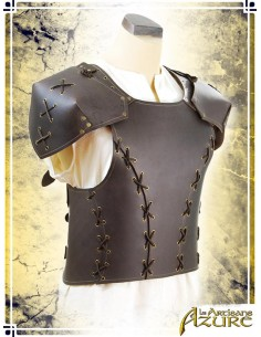 Borge Breastplate with Pauldrons