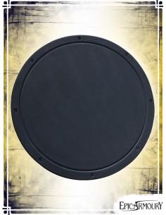 Unpainted Round Shield