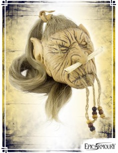 Shrunken Head - Elf - EA