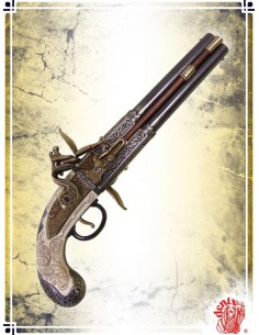 Double Barreled William Pistol
