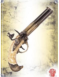Triple Barreled Avery Pistol