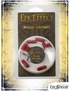 Blood Capsules - EA