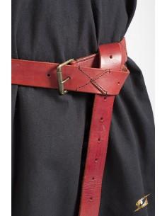 Cinturón Medieval X - Rojo