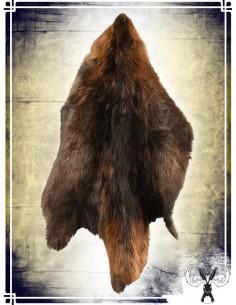Beaver Fur Skin