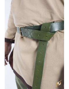 Cinturón Medieval X - Verde