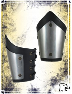 Spearman Short Bracers - ML