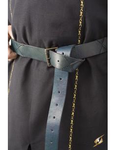Cinturón Medieval X - Azul