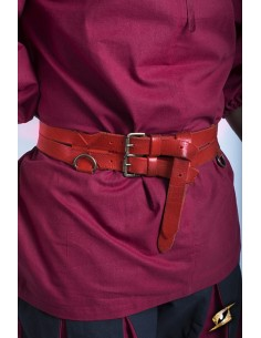 Cinturón Gemelo - Rojo