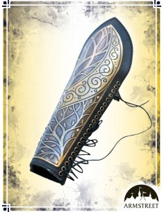 Knight of the West Archer Bracer - ArmStreet