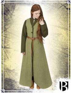 Sleeveless Coat Maiva