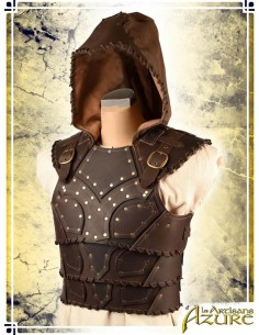 Articulated Scoundrel Armor with Hood
