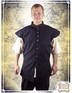 Vest with Shoulders