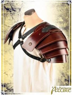 Roman Pauldrons