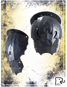 Wraith Pauldrons